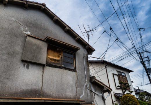 古いビル・古いアパート